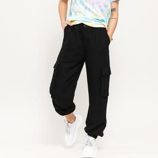 Urban Classics Ladies Viscose Twill Cargo Pants