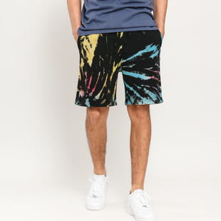 Urban Classics Tie Dye Sweat Short