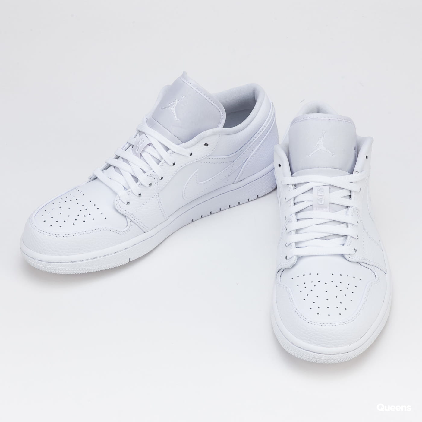 Jordan Air Jordan 1 Low white / white - white