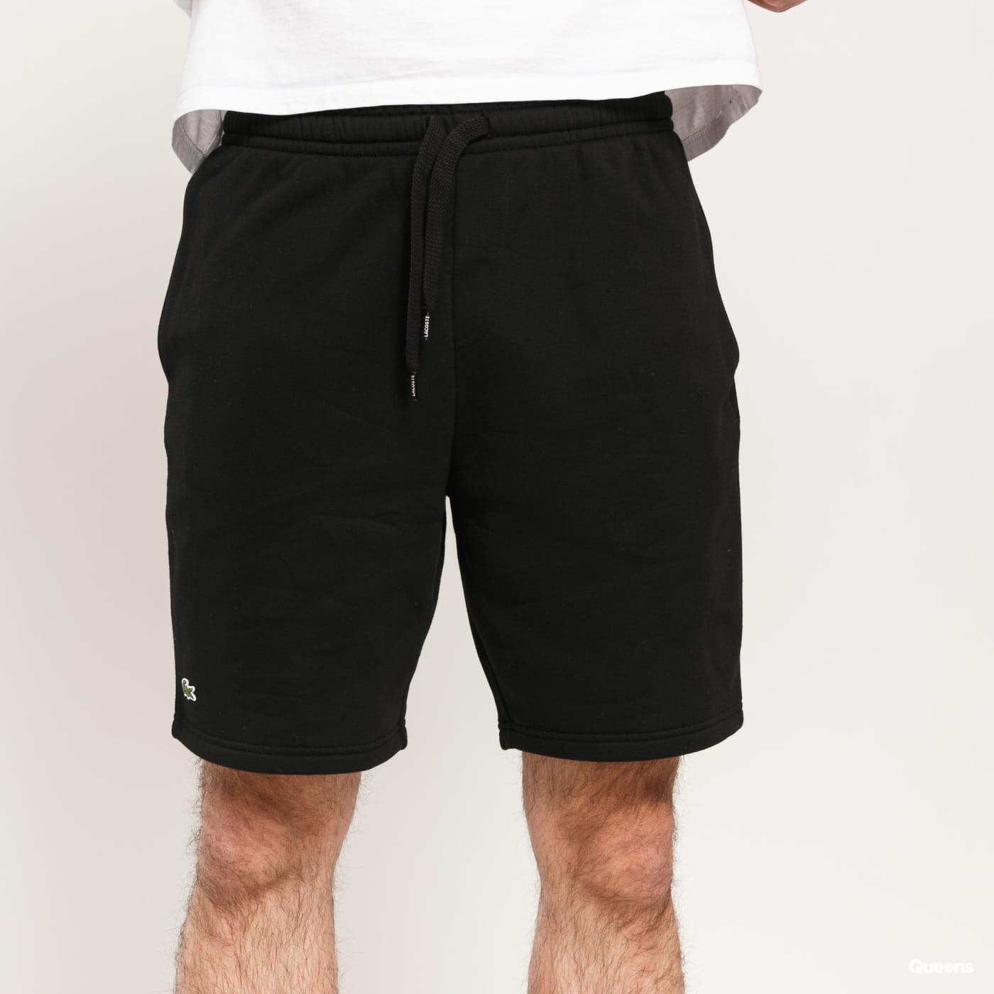 LACOSTE Men's Pocket Shorts černé