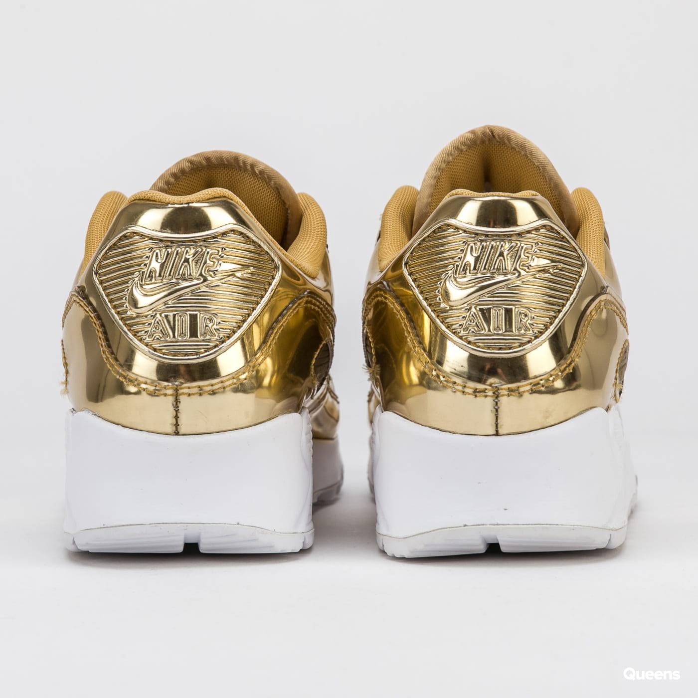 Nike W Air Max 90 SP metallic gold / metallic gold