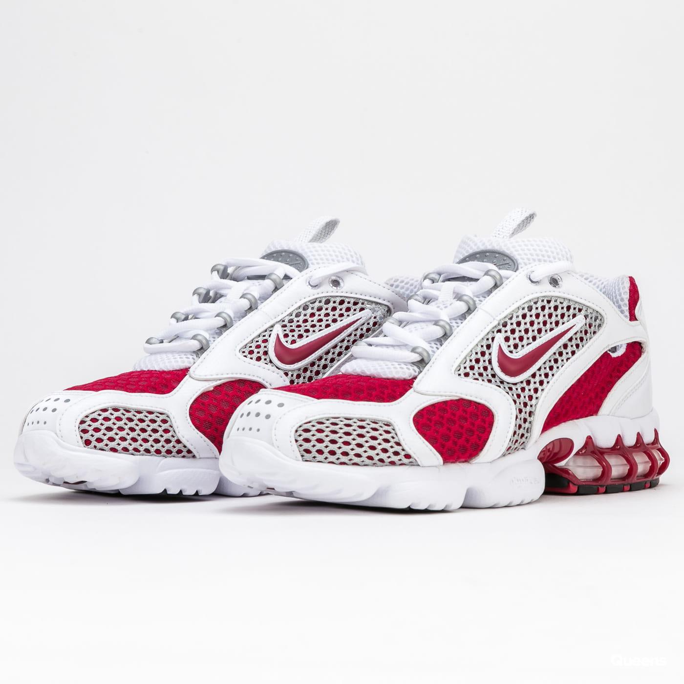 Nike W Air Zoom Spiridon Cage 2 cardinal red / cardinal red
