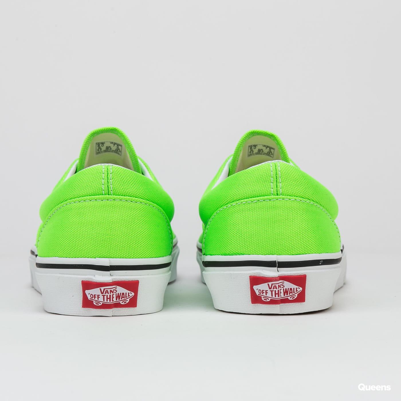 Vans Era (neon) green gecko / true white
