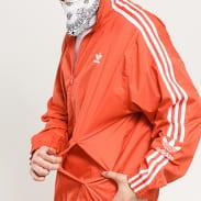 adidas Originals Lock Up Track Top tmavě oranžová