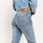 Levi's ® 501 Crop selvedge game over