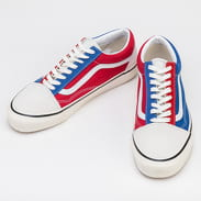 Vans Old Skool 36 DX (anaheim factory) og white / og blue / og red