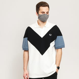 FRED PERRY Chevron Polo Shirt