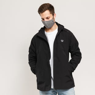 FRED PERRY Panelled Zip Through Jacket