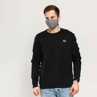 FRED PERRY Printed Laurel Wreath Sweat