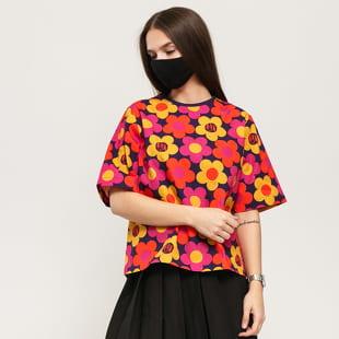 LAZY OAF 70'S Floral Print T-shirt