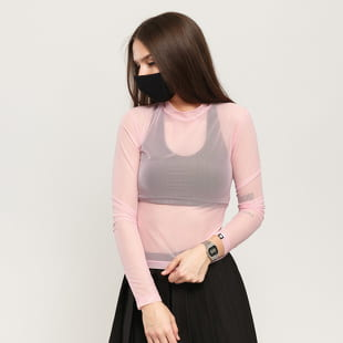 LAZY OAF Sheer Turtleneck