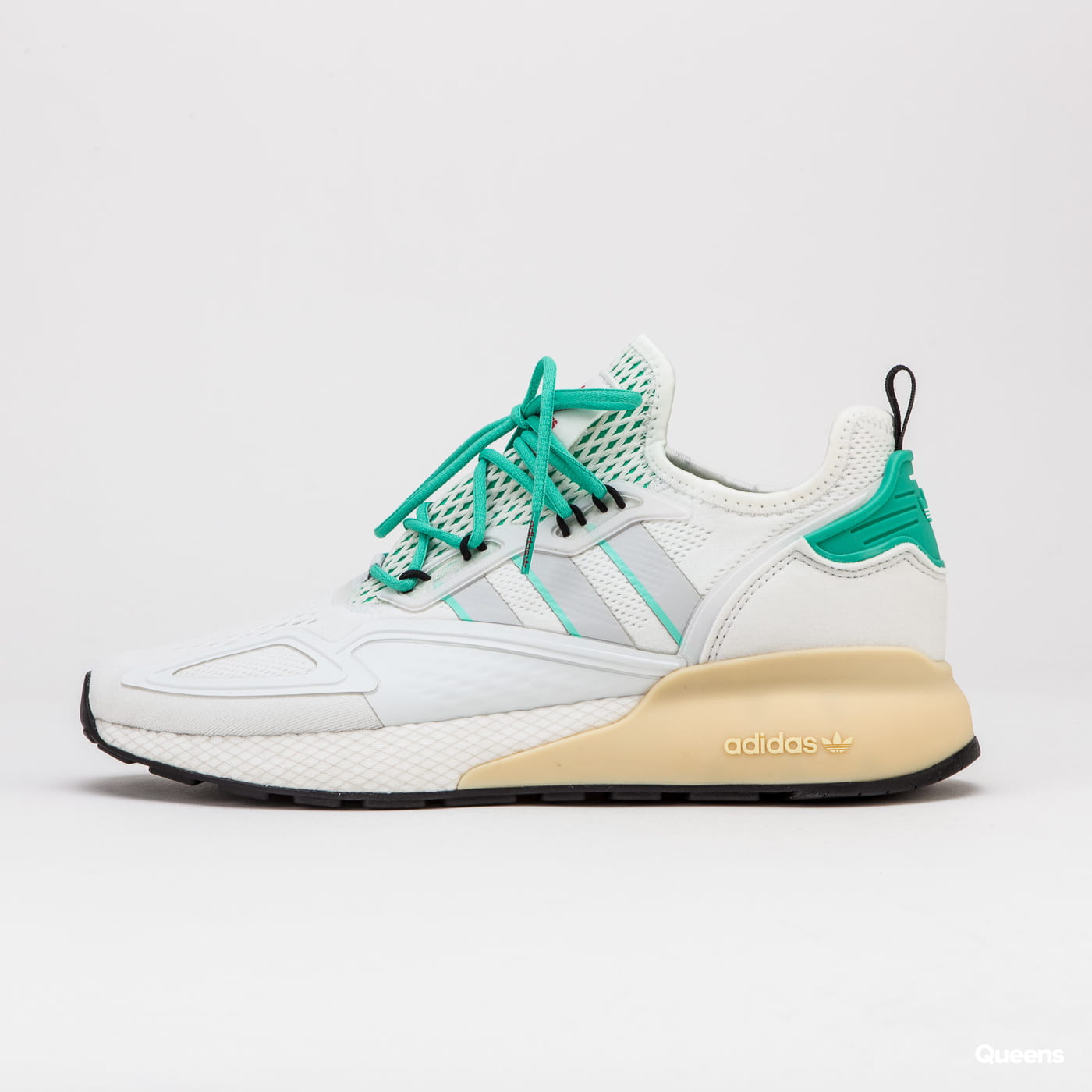 precoz suspender Descenso repentino  Sneakers adidas Originals ZX 2K Boost (FX4172) – Queens 💚