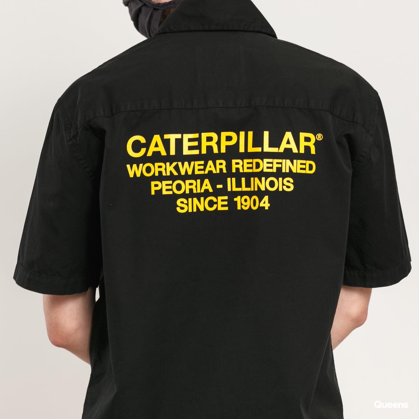 CATERPILLAR CATERPILLAR S/S Shirt black