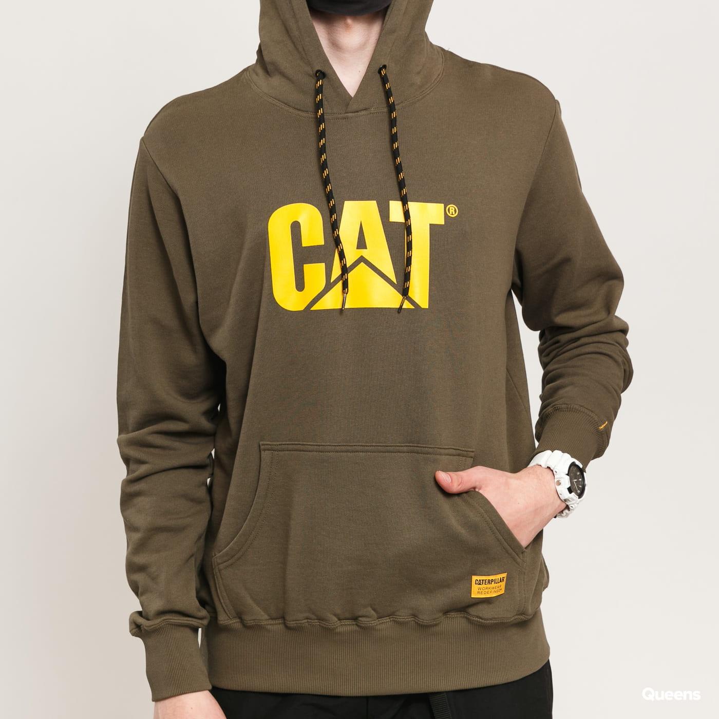 CATERPILLAR Classic CAT Pull Over olivová