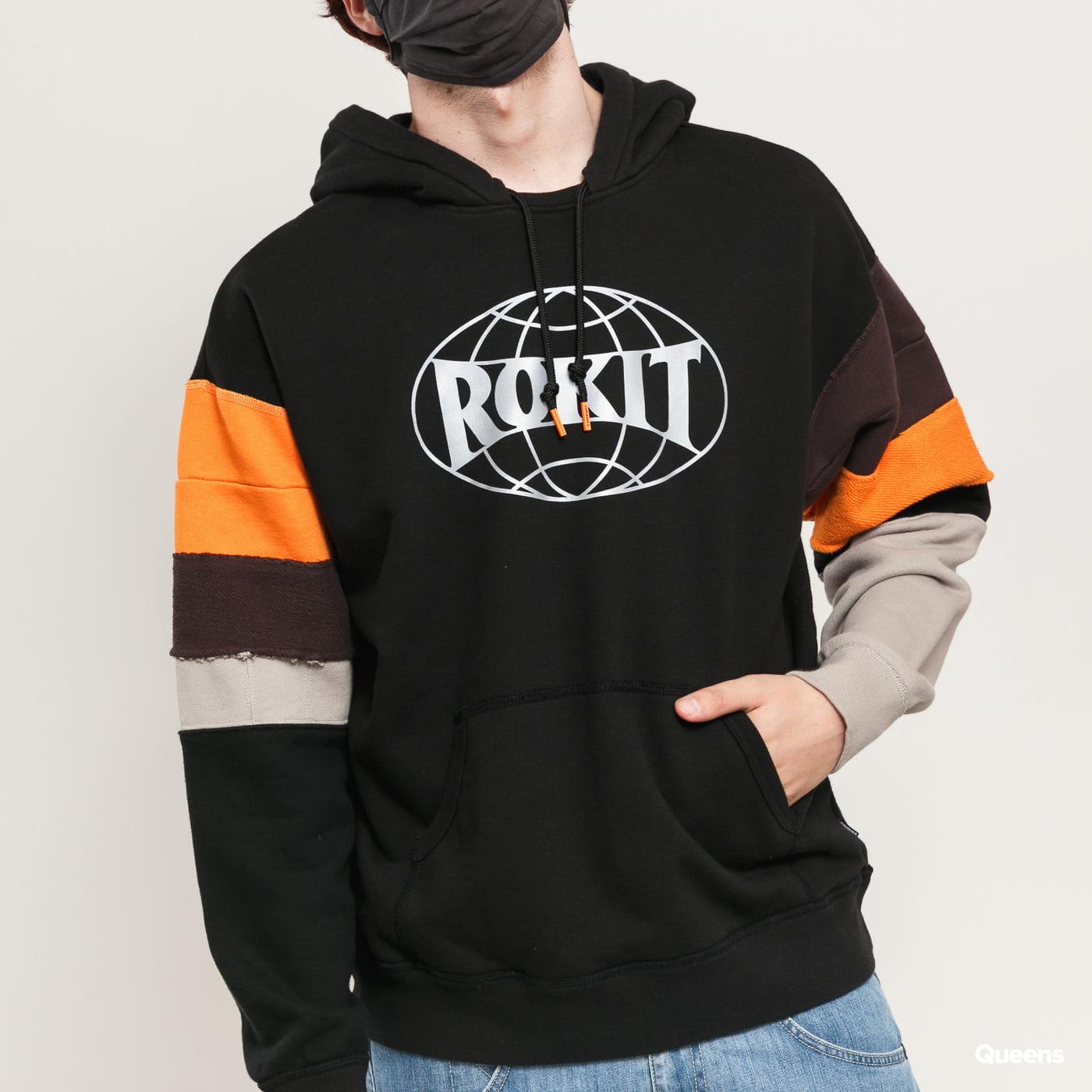Converse X Rokit Pullover Hoodie black