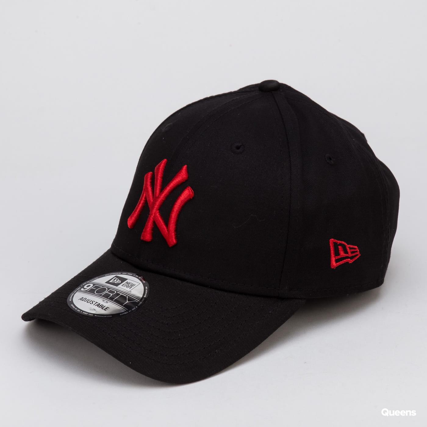 New Era 940 MLB League Essential NY C/O black