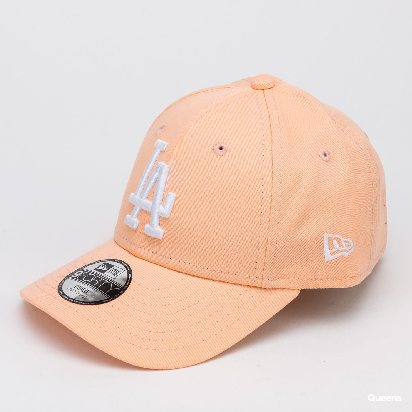 New Era 940K MLB League Essential LA orange