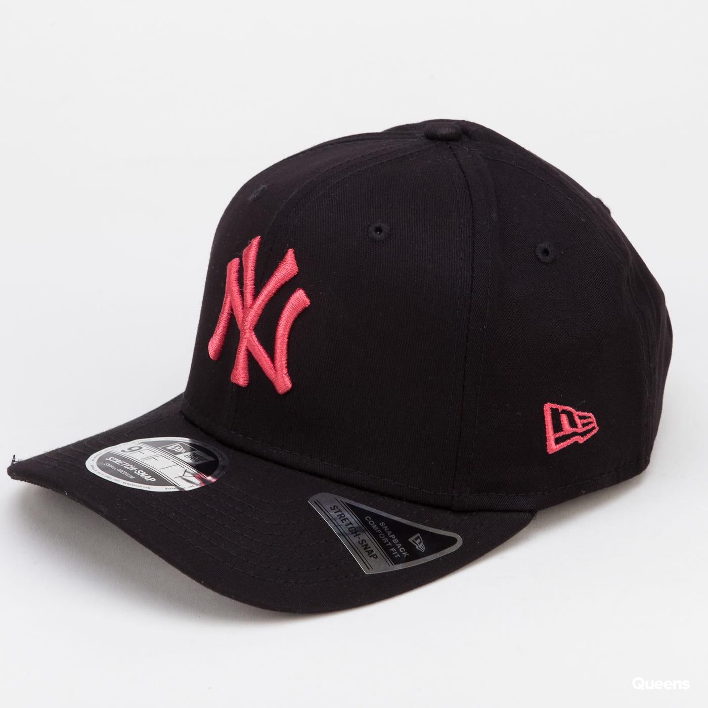 New Era 950 MLB League Stretch Snap NY black
