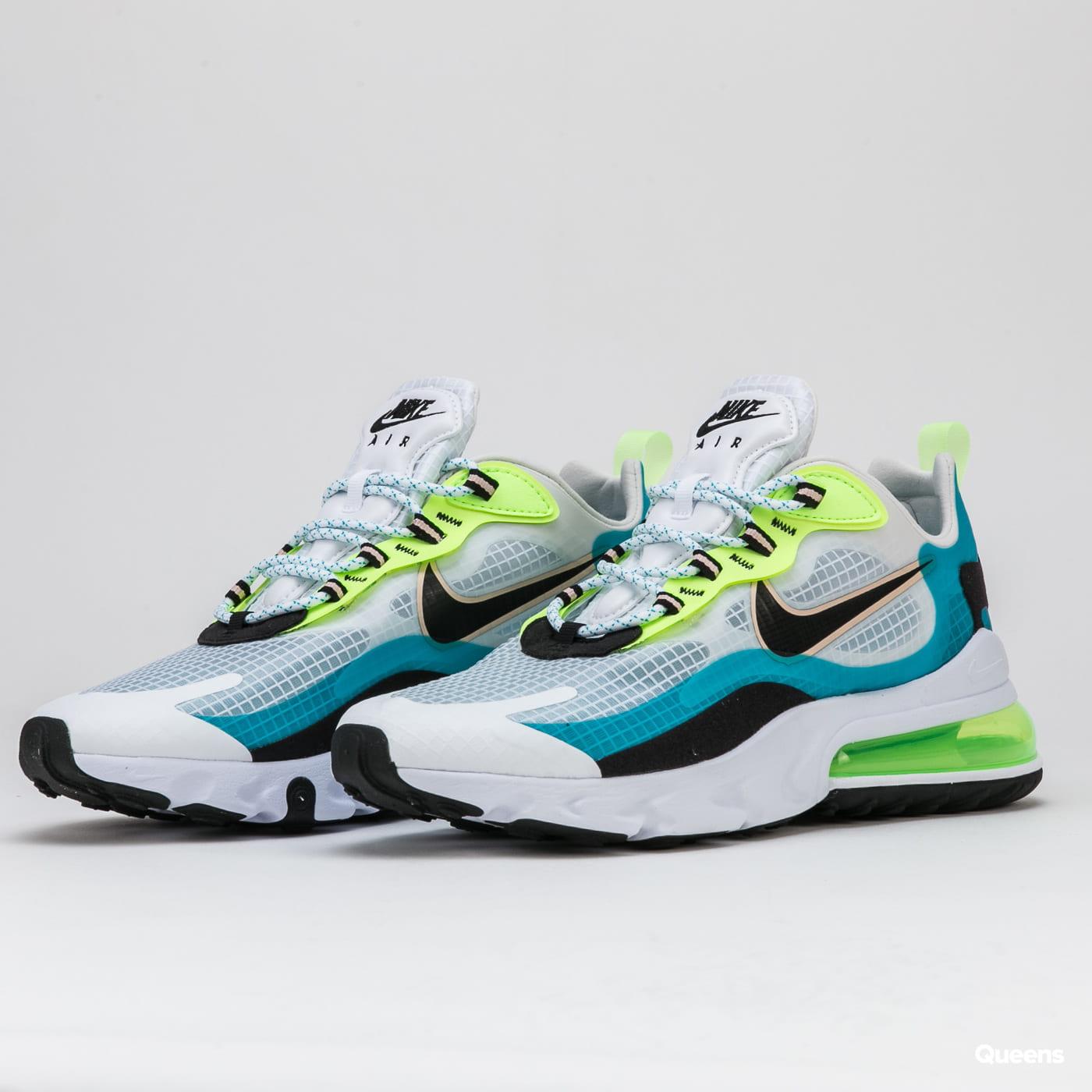 Sneakers Nike Air Max 270 React Se Ct1265 300 Queens
