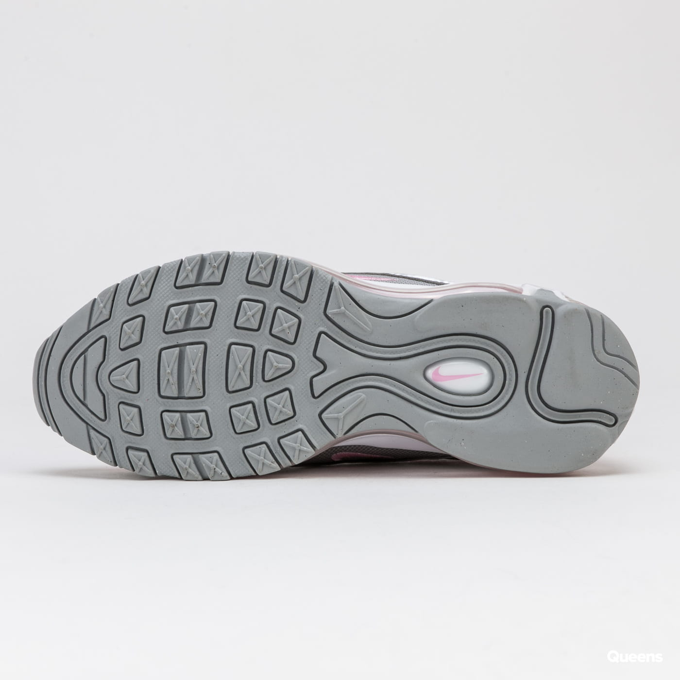 Nike Air Max 97 (GS) metalic silver / pink