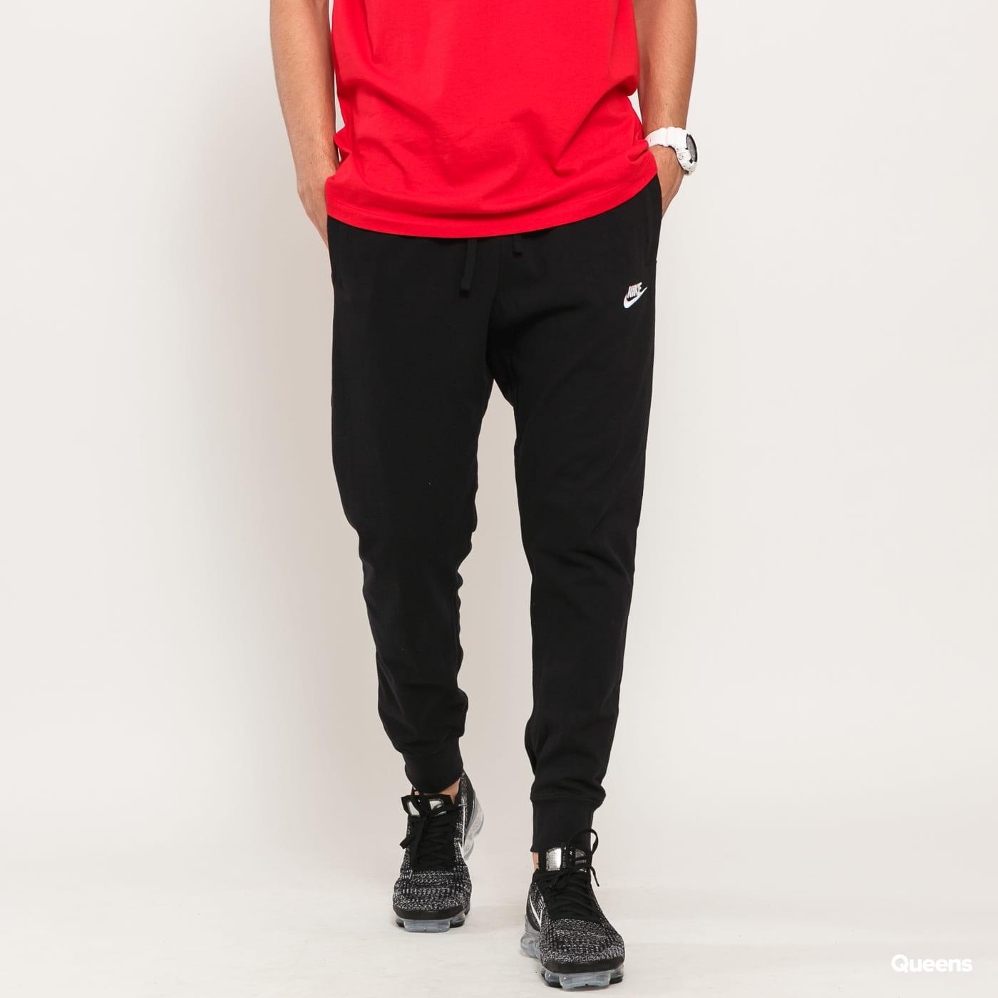 Nike M NSW Club Jogger Jersey černé