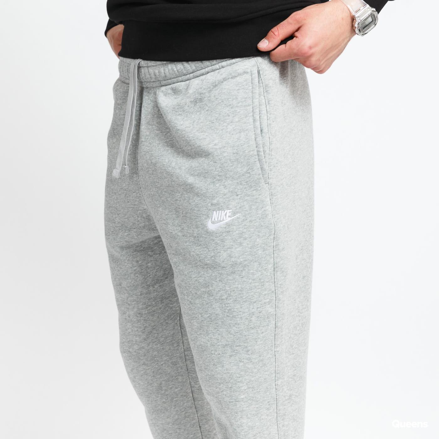 Nike M NSW Club Pant CF BB melange gray