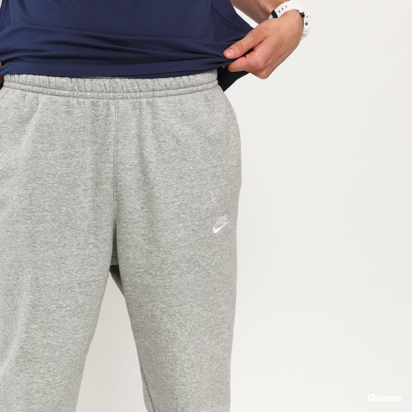 Nike M NSW Club Pant CF FT melange gray