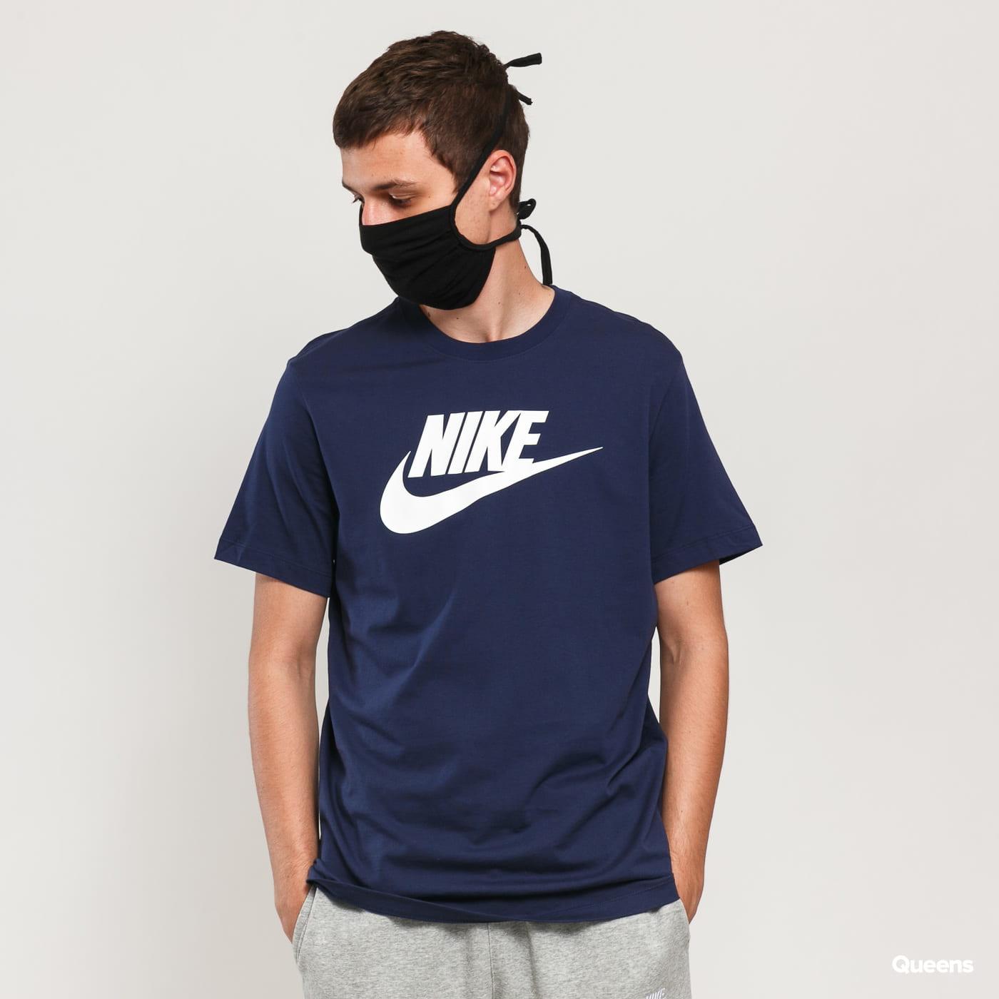 Nike M NSW Tee Icon Futura nava