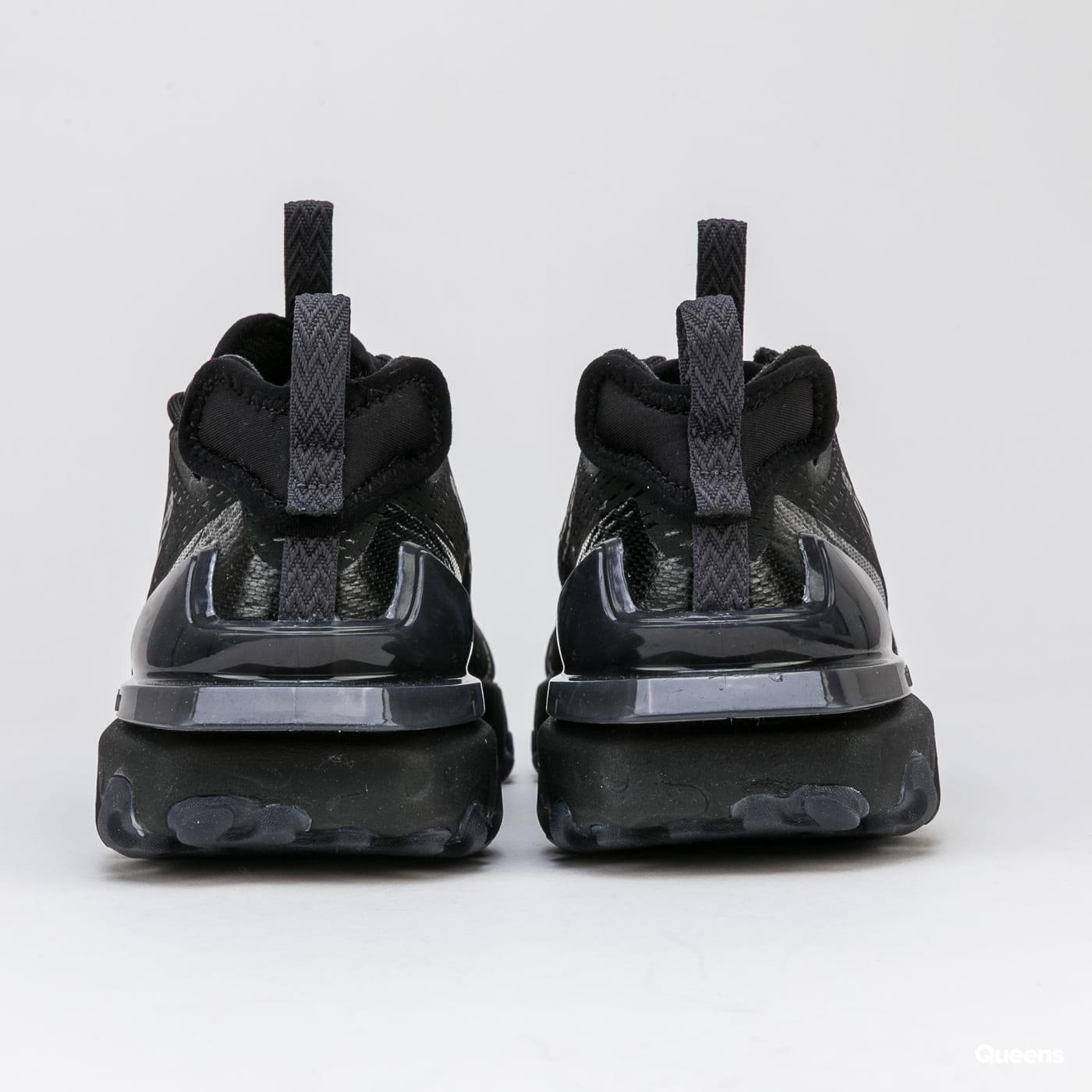 Nike React Vision black / anthracite - black