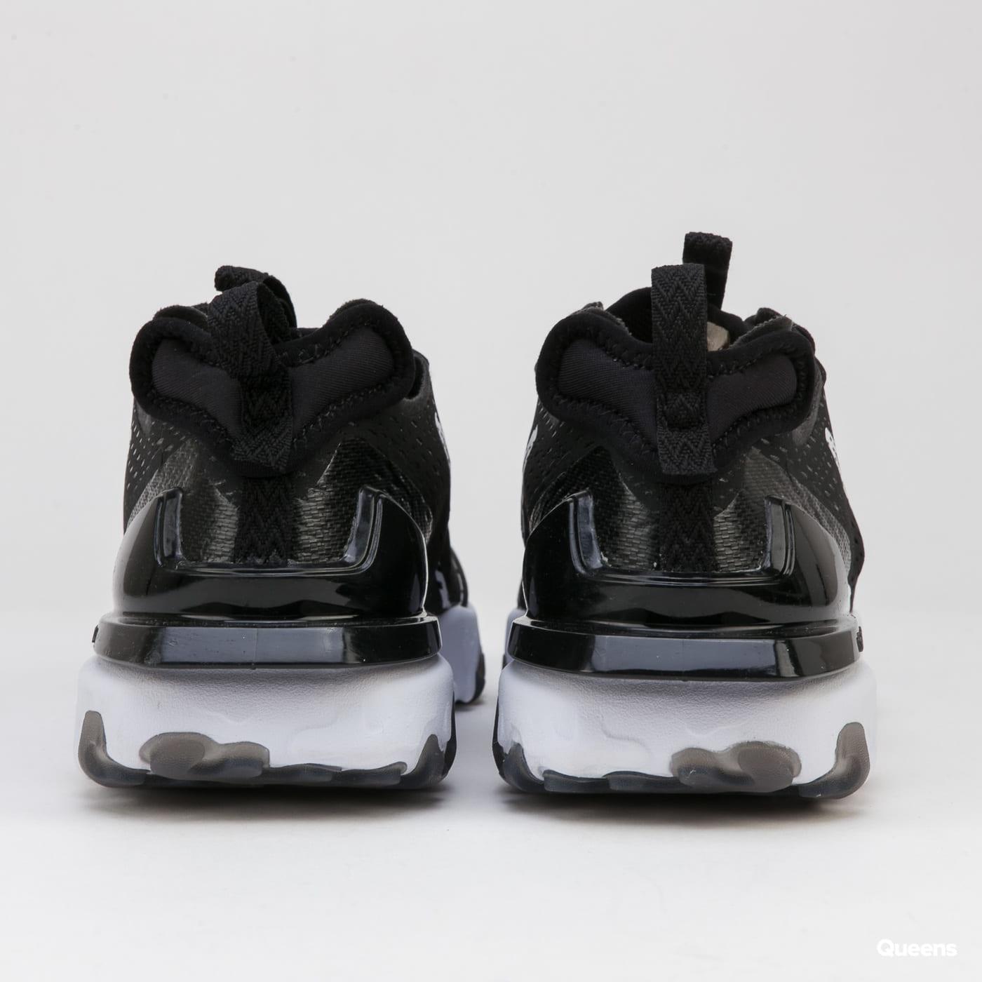 Nike React Vision black / white - black