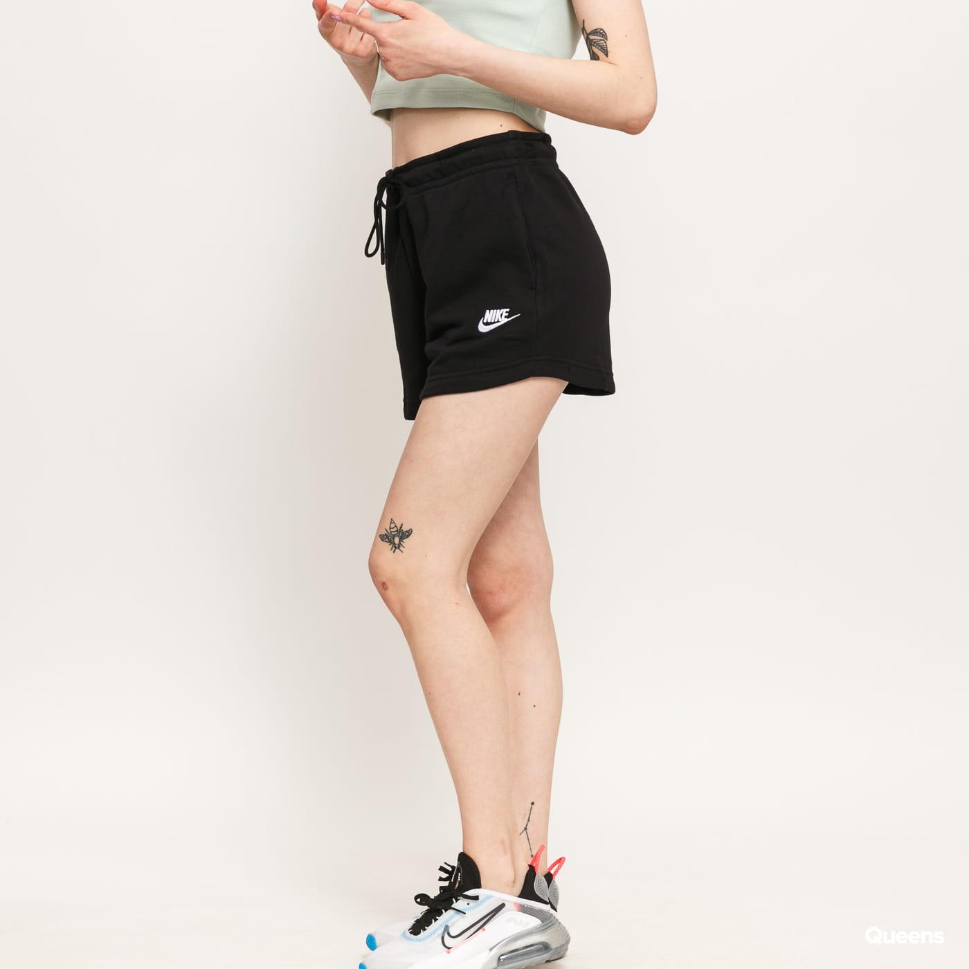 Nike W NSW Essential Short FT black