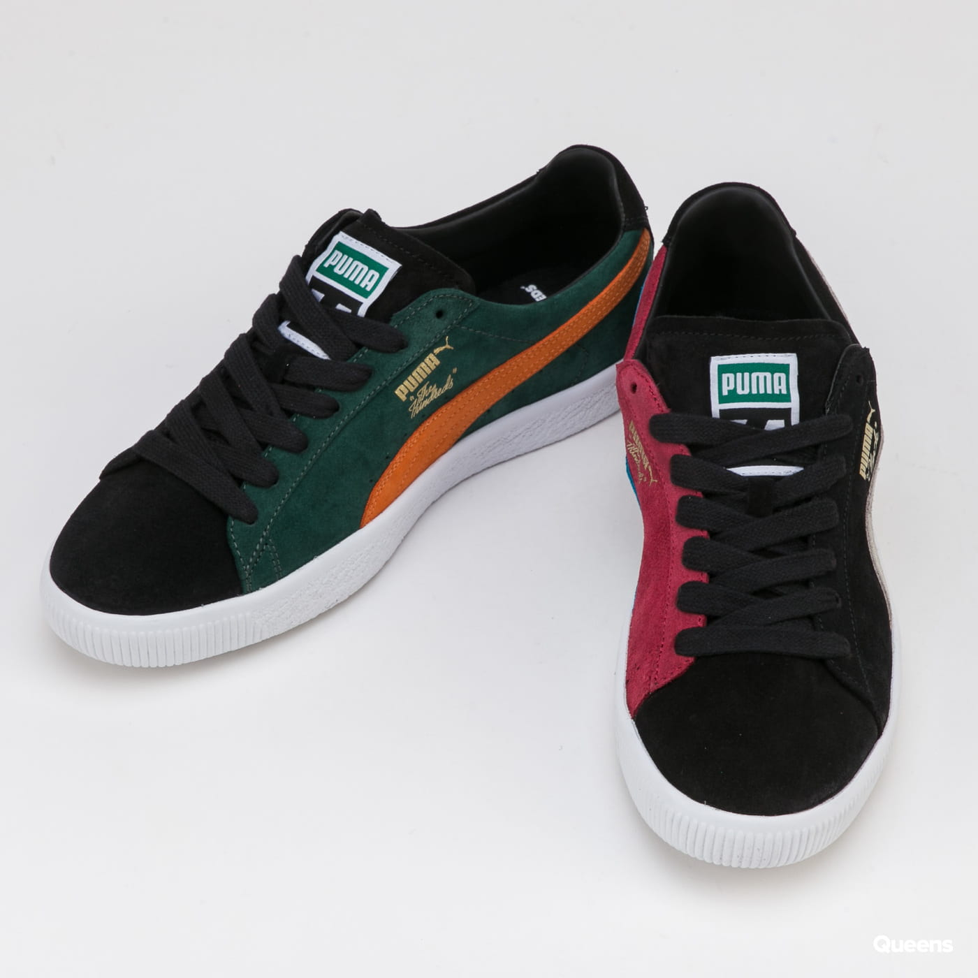 Sneakers Puma Clyde THE HUNDREDS