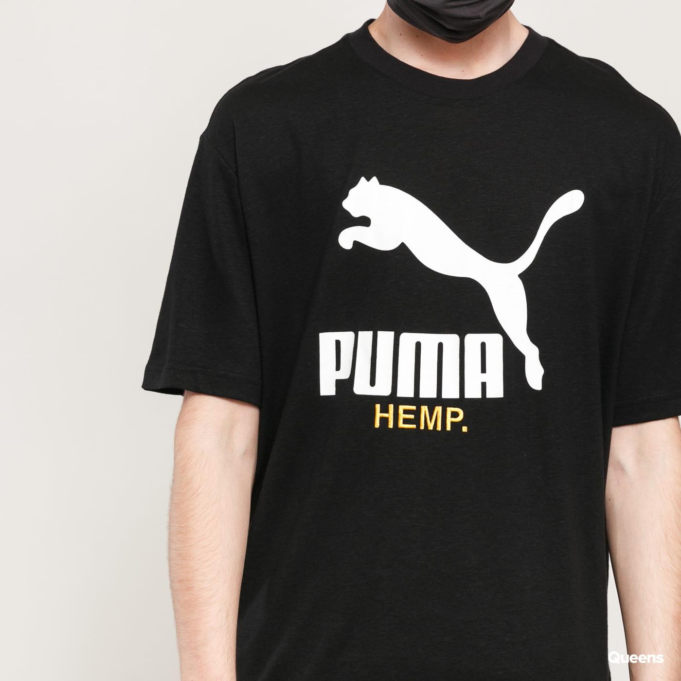 Puma Hemp Tee black