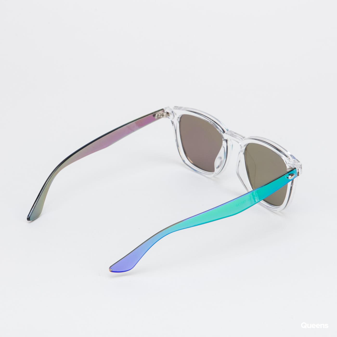 Urban Classics 109 Sunglasses UC transparent / blue