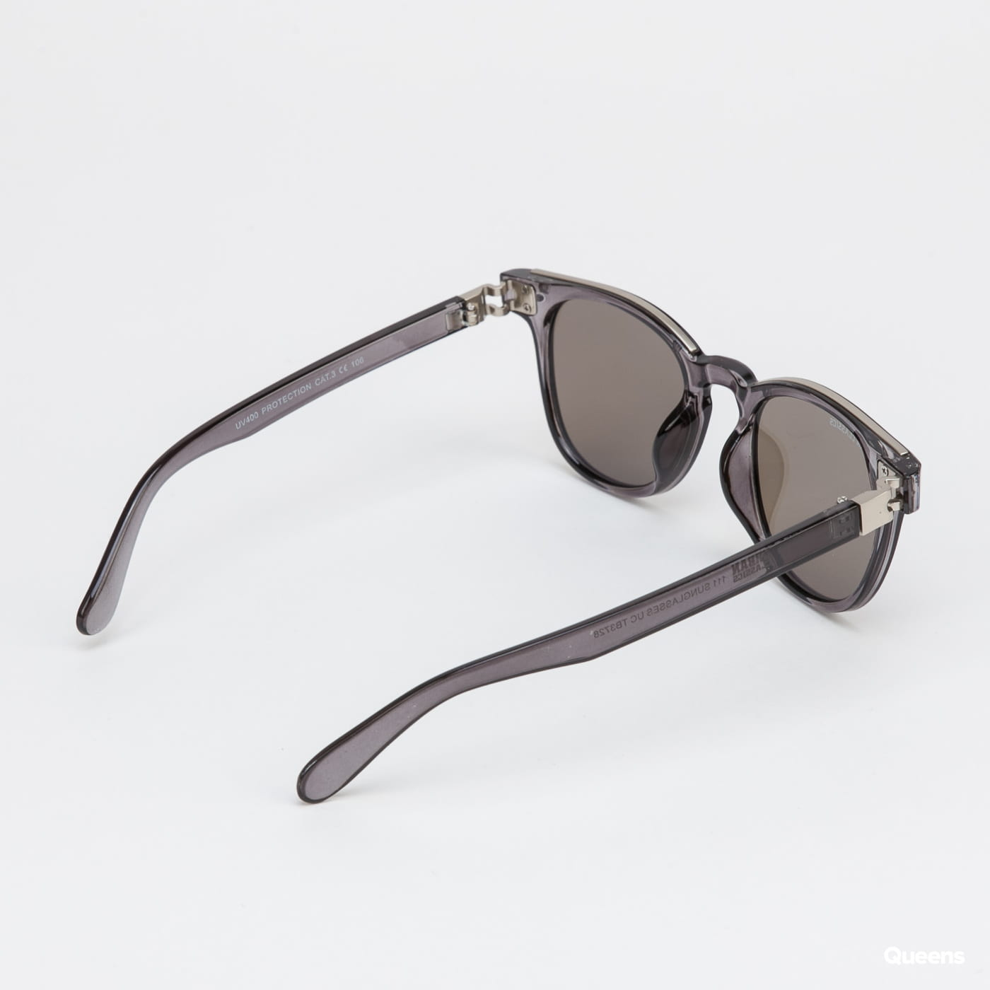 Urban Classics 111 Sunglasses UC šedé / stříbrné
