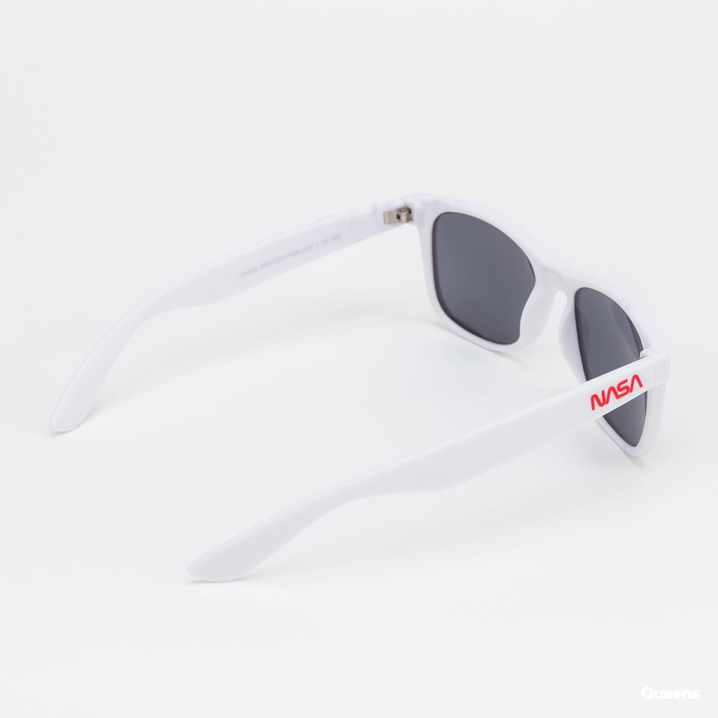 Urban Classics NASA Sunglasses MT bílé