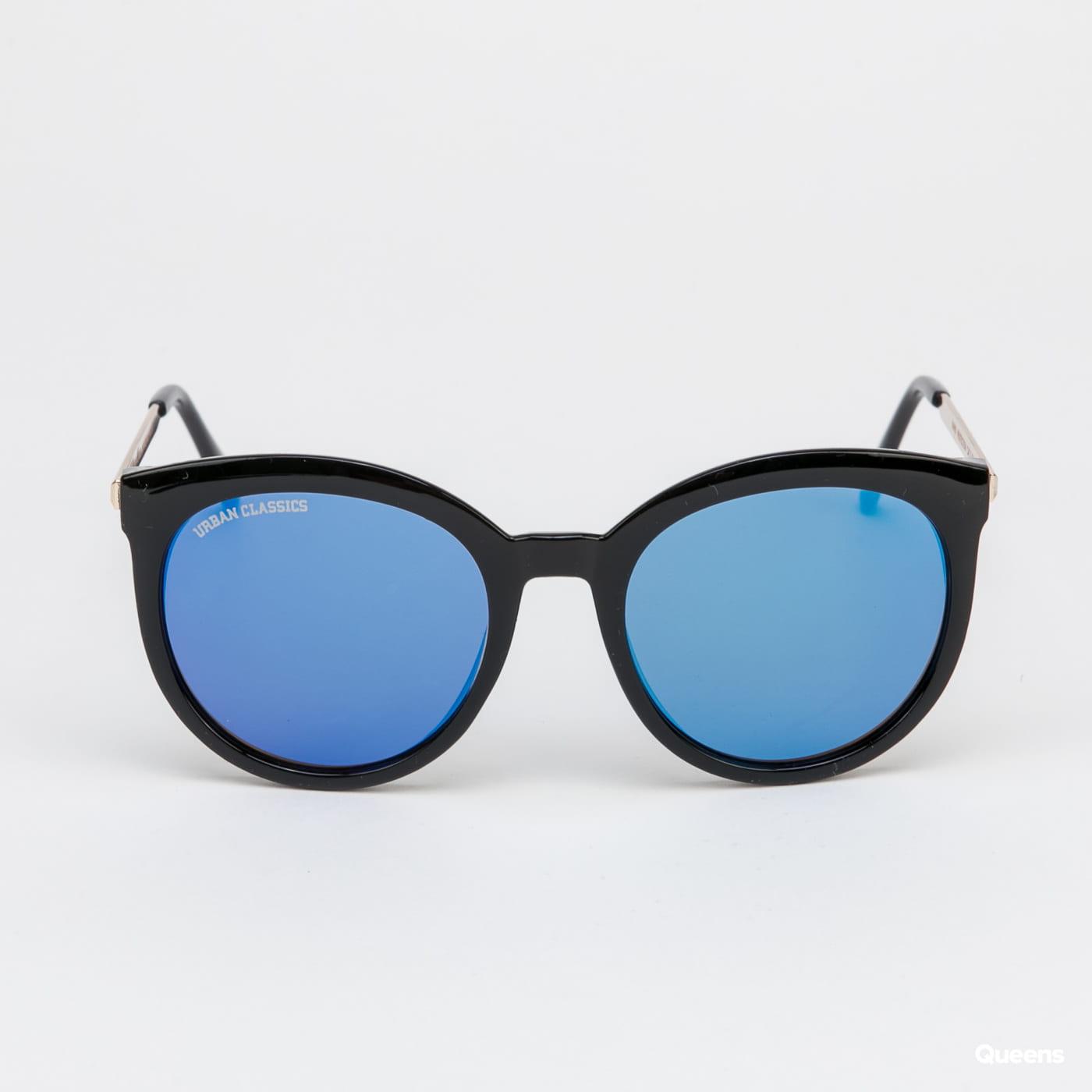 Urban Classics Sunglasses October UC black / blue