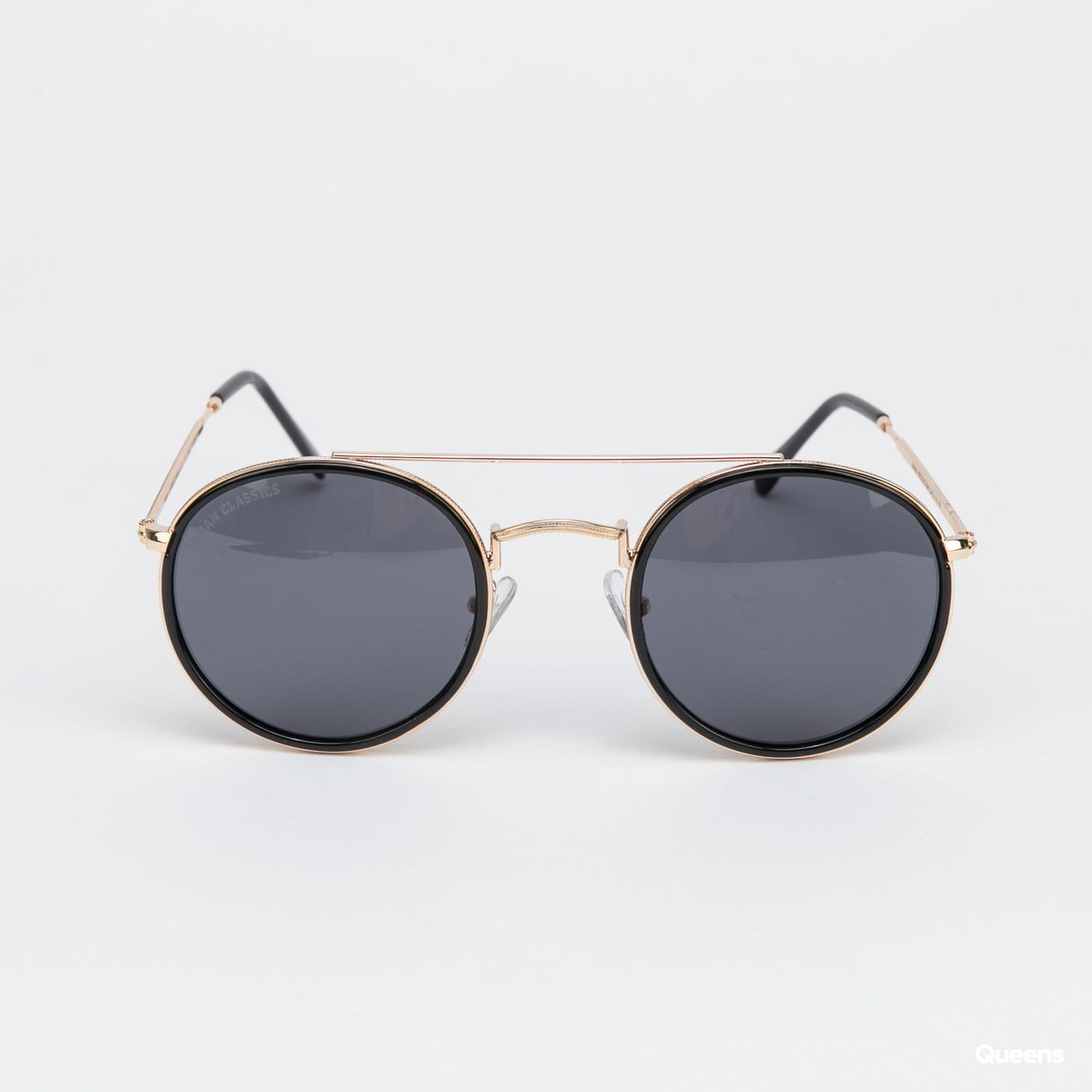 Urban Classics Sunglasses Palermo golden / black