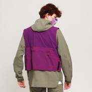 adidas Performance Cap 3In1 ST Jacket olive / purple