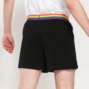 Calvin Klein Sleep Short černé / multicolor