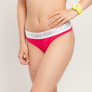 Calvin Klein Thong 5 Pack fialové / zelené / žluté / růžové / červené
