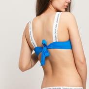 Calvin Klein Twist Bandeau - RP blue / white