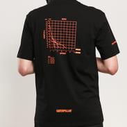 CATERPILLAR Fashion T-Shirt černé