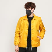 CATERPILLAR Fluo Coach Jacket tmavě žlutá