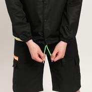 CATERPILLAR Fluo Coach Jacket černá