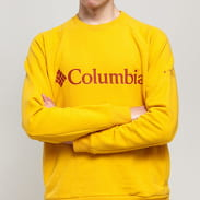 Columbia Columbia Lodge Crew tmavě žlutá