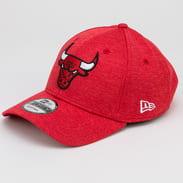 New Era 940 NBA Shadow Tech Chicago Bulls melange červená / červená