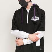 New Era NBA Print Infill Windbreaker LA Lakers černá