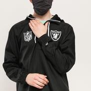 New Era NFL Windbreaker Raiders černá