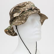 New Era Real Tree Adventure Edge Bucket Hat hnědý / béžový / zelený